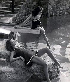 Swimwear, 1946