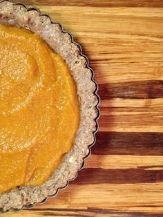 Just Another Paleo Pumpkin Pie Recipe | Mary, The Paleo Chef
