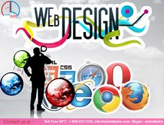 animdezire.com Best web design and web design and web development company in Noida India.