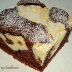 Romanian Food, Tiramisu, Cheesecake, Sweets, Interior Modern, Baking, Ethnic Recipes, Desserts, Vitamins