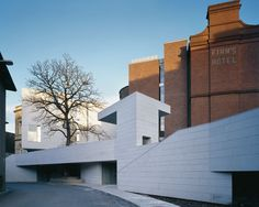 Dept of M&M Engineering - Grafton Architects
