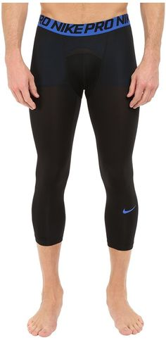 When you're getting hit hard, make sure to stay protected in this Nike Hypercool Compression Tight.