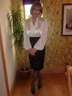 Transvestite - I wish I could look as good as this.