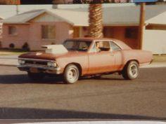 Vintage 66 Chevelle photo