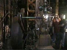 East Broad Top - 1870's Shops Steam Engine - First run in over 50 years ...