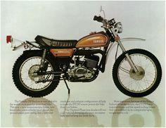 EBay    Yamaha    DT250MX DT 250 MX 1981 1980s Motorcycles t
