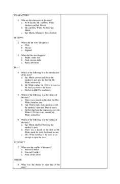 A Detailed Lesson Plan in English – Grade 8 I. Objectives At the end of the lesson, of the students with level of proficiency shall be able to: a) Dis… English Lesson Plans, English Lessons, Writing Plan, Story Planning, Short Stories, Student, Shit Happens, How To Plan, Language Arts