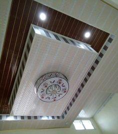 Pvc Ceiling Design, Lcd Panel Design, Pop Design, Decoration, Living Room Designs, Architecture Design, House Plans, Interior, Hall Runner