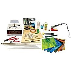 Do you know what you need to get started making stained glass art? Learn all the tools needed for working with stained glass and try our favorite kit! Stained Glass Kits, Modern Stained Glass, Making Stained Glass, Stained Glass Windows, Delphi Glass, Glass Cutter, Modern Tools, Hobby Kits, Diy Kits