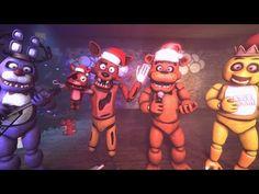 """FOXY'S SONG ANIMACIÓN - """"La Canción de Foxy de Five Nights at Freddy's"""" (Animation)   iTownGamePlay - YouTube"""