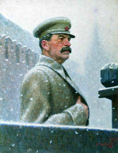 Лактионов Александр Иванович. Речь товарища Сталина 7 ноября 1941 года