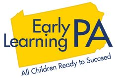We're proud to be a founding partner of the Early Learning PA campaign. Learn more at www.earlylearningpa.org
