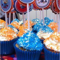 Giggle n Hoot Cupcakes