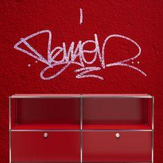 #rebel is #red #USM