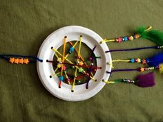 Creativity Challenge: Paper Plate Dreamcatchers | The Studio