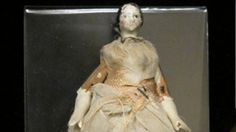 A doll doesn't need to be cursed or possessed to give someone the creeps. It might just have a strange facial expression or be missing body parts from years of moving around. Or it may have witnessed repeated acts of cannibalism.Such is the case with Patty Reed's doll. Patty, eight years old, was traveling to California in 1846 with her family and other pioneers, a group known to history as the Donner Party. As you may well already know, this group of travelers became snowbound and turned to…