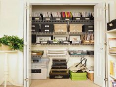Closet Organizers Office Google Search Home Organization Organized