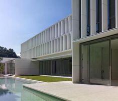 Grange Road House I - Singapore - Architecture - SCDA
