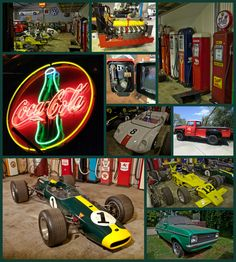 Lloyds Auctions Australia Is Pleased To Offer An Assortment Of Racing Cars Fuel Bowsers Barn FindsCar