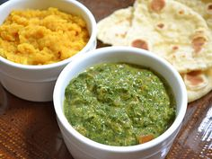 indian style creamed spinach - Budget Bytes ADD paneer and you have palak paneer Vegetarian Recipes Easy, Veggie Recipes, Indian Food Recipes, Ethnic Recipes, Healthy Recepies, Veggie Meals, Vegetarian Dinners, Delicious Recipes, Naan