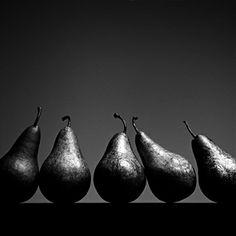 Pears by Eddie O'Bryan - floated aluminum print - Photos.com