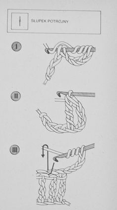 Słupek potrójny - instrukcja krok po kroku