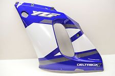 New OEM Yamaha Panel Assembly Fairing YZF Deltabox II 01 YZFR6 NOS in eBay Motors, Parts & Accessories, Motorcycle Parts, Body & Frame, Fairings & Body Work | eBay