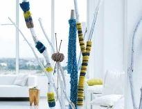 Описание вязания подстаканников из журнала «Burda. Вязание» №4/2013