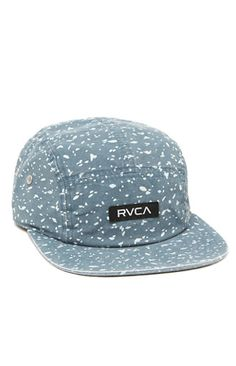 0119f4e039eeb RVCA Dusted 5 Panel Hat at PacSun.com