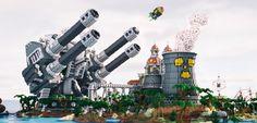 Fission Isle (goCreative Trial Build) Minecraft Project