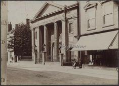 #Basingstoke #Piano #shop #London Rd #photographs c#1890's #Basing #Church #Hampshire Piano Shop, Royal Mail, Vintage Photographs, Hampshire, United Kingdom, Ebay, London, Hampshire Pig, The Hampshire