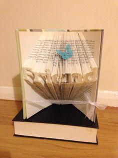 Friend   https://www.facebook.com/pages/Claras-folding-book-art/830636610302268