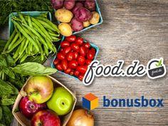 Ab jetzt gibts 150 Bonusboxpunkte pro Einkauf bei food.de! Alle Infos hier http://food.de/blog/allgemein/bonusbox-bei-food-de
