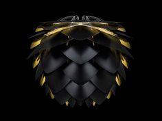 Vita Silvia black&gold