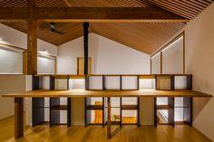 スタジオアウラ 一級建築士事務所 『種と実を結ぶコートハウス』  http://www.kenchikukenken.co.jp/works/1150419642/651/