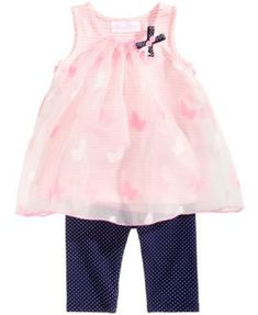 Girls' Clothing (newborn-5t) Baby Girl White Lace Outfit Set 3-6 Months Baby & Toddler Clothing