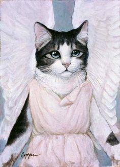 """""""Angel"""" par Melinda Copper"""