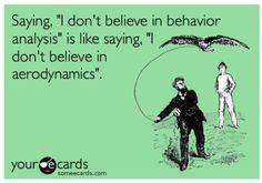 ABA Comics  Cartoons - Applied Behavior Analysis