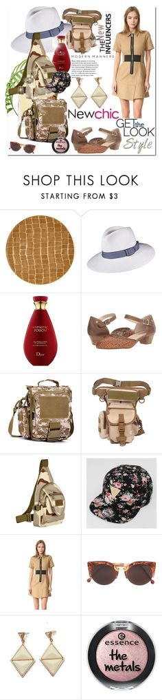 """newchic"" by bellamonica ❤ liked on Polyvore featuring Prouna, Scala, Pikolinos, Alexander Wang and RetroSuperFuture"
