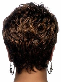 Amazing Thick Hair Pixie Back And Short Hairstyles On Pinterest Short Hairstyles For Black Women Fulllsitofus