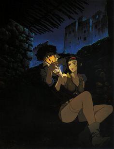 90 Anime, Girls Anime, Dark Anime, Anime Love, Anime Art, Cowboy Bebop Tattoo, Cowboy Bebop Anime, Fanarts Anime, Anime Characters