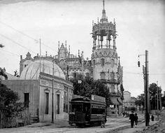 1939 BARCELONA, AHORA Y SIEMPRE: AVINGUDA TIBIDABO