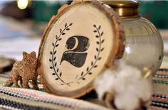 This one is for all you lovelies planning a pretty rustic wedding. These cute vintage wood table numbers are super easy to make and add the perfect bit of chic rustic-ness to your tables. You could even use this idea for other design elements for your wedding too – endlesspossibilities! Thanks again toour rad DIYcontributors,...