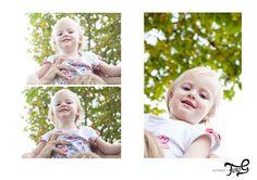 Bebel 2 anos, felicidade no parque com o papai!