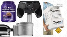 Today's Best Deals: Protein Powders KitchenAid Accessories Business Books and More