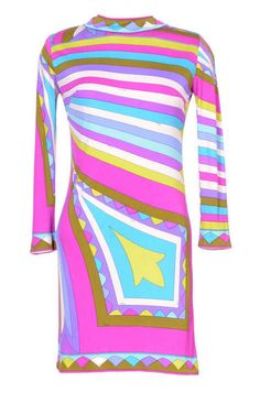 Dress  Emilio Pucci, 1960s  1stdibs.com