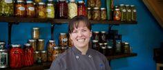Chef Lesley Kirkland