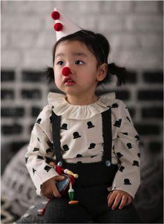 littlest clown