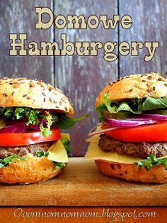 Salmon Burgers, Food Videos, Nom Nom, Food And Drink, Pizza, Menu, Chicken, Dinner, Cooking