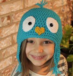 This is a variation of the versatile earflap hat pattern available for free on my website. I am doing one new variation per week for the year. I hope you will enjoy the pattern and come back often for more variations and lots of fun ideas! Thanks!!